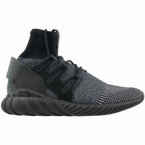 adidas Tubular Doom Primeknit Lace Up  Mens Running Sneakers Shoes    - Size