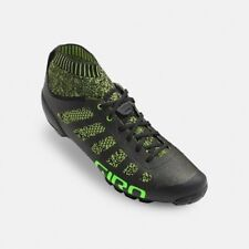 Giro Empire Vr70 Knit Mens MTB Bike Shoes Lime/black 45