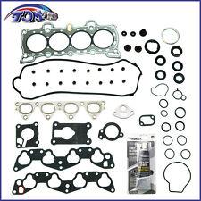 New Head Gasket Set Fit 88-95 Honda Civic CRX 1.5 1.6 SOHC D15B1 D15B2 D15B7