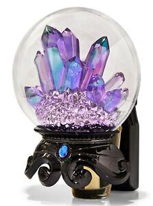 Bath And Body Works Crystal Ball Fragrance Diffuser & Nightlight HTF Halloween