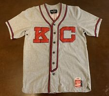 Common Union 1945 Tribute Edition Kansas City Monarchs Jackie Robinson Jersey