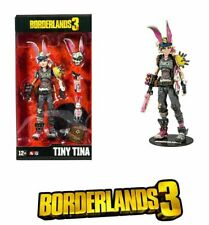 Tiny Tina Official Borderlands Action Figure Model - Collectable Gift Idea