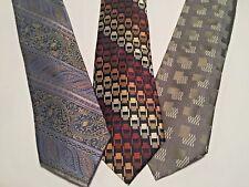 Pronto Uomo Silk Ties (Lot Of 3)
