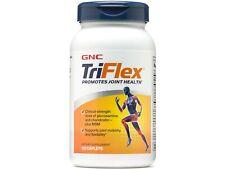 GNC TriFlex 120 Caplets Glucosamine Promotes Joint Health