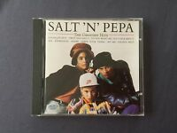 CD SALT 'N' PEPA - THE GREATEST HITS - Hip Hop