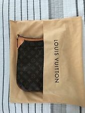 Authentic LOUIS VUITTON Odeon PM Monogram Crossbody