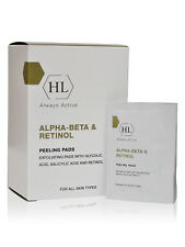 Holy Land Alpha-Beta & Retinol Professional Peeling Pads 24pcs 125ml