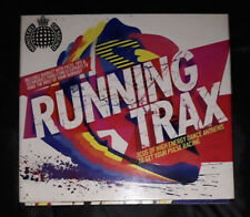 Running Trax - Ministry Of Sound (CD) Australia - 3 Discs