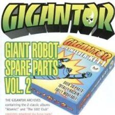 Gigantor - Giant Robot Spare Parts Vol. 2 2CD NEU OVP