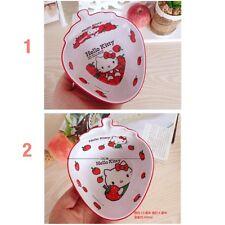 Lovely Hello Kitty mélamine Rice, Salade Et Soupe Bol pour enfants - 450 ml