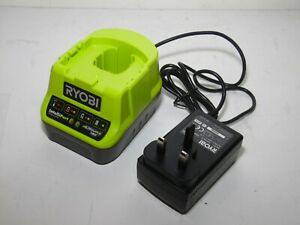 Ryobi RC18120 18V Lithium Battery Charger 220-240V hardly used 2019