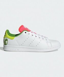 Adidas Kermit The Frog Stan Smith Shoes Men's Sneakers Classic Design New GZ3098