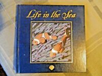 Life in the Sea Hardcover Marty Snyderman