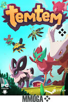 Temtem Key - PC Steam Spiel Download Code - [MMO] - DE/Worldwide
