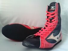 Mizuno Boxing Shoes Red Black 21Gx153000 Made in Japan