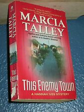 This Enemy Town by Marcia Talley FREE SHIPPING 0060587393