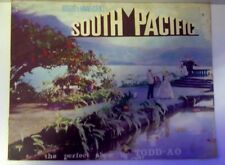 SOUTH PACIFIC MOVIE BOOK & TICKET RODGERS HAMMERSTEIN BOURKE ST THEATRE TODD AO