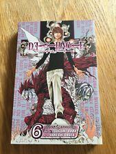 New Deathnote 6 By Tsugumi Ohba