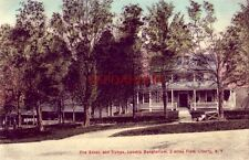 THE ANNEX AND CAMPS, LOOMIS SANITORIUM, LIBERTY, N.Y.