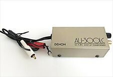 Denon AU-300LC MC Cartridge Used Good Working OK used