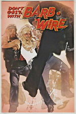 BARB WIRE#1 NM 2015 ADAM HUGHES COVER DARK HORSE COMICS