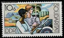 DDR postfris 1986 MNH 3054 - Internationale Solidariteit