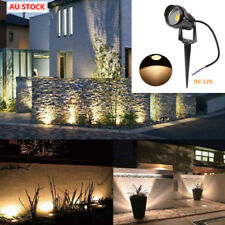 DC 12V 5W COB LED waterproof Outdoor Garden Light  Backyard Path Lamp Spotlights