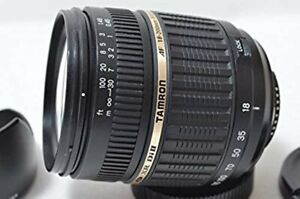 USED Tamron AF 18-200mm F/3.5-6.3 LD XR Di II A14NII Lens Nikon With Tracking