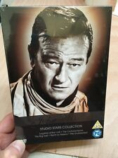 John Wayne Collection(5xDVD R2)Commancheros/Undefeated/North   Alaska New+Sealed
