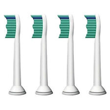 4 PCS ProResults toothbrush heads for Philips Sonicare FlexCare Platinum