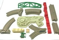 Thomas & Friends Train Trackmaster Captain And Salty's Sea Rescue Railway Track