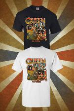 Queen 1978 Concert Tour Vintage Freddy Retro US Men Women Unisex T-shirt 3806