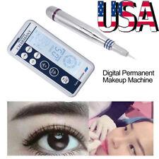 Eyebrow Makeup Microblading Permanent Tattoo Digital Charmant Embroider Machine