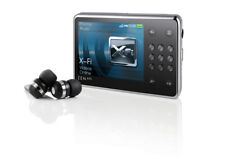 Creative ZEN X-Fi 8GB MP3 Media Video FM Radio Player MINT UK Seller