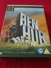 Ben-Hur (DVD, 2006, 4-Disc Set) COLLECTOR'S EDITION