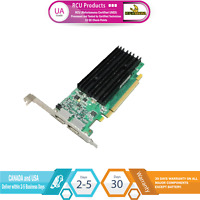 HP nVidia Quadro NVS 295 256MB DDR3 PCIe Graphics Video Card 508286-003