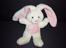 VTG Dakin Baby Things Bunny Plush Pink 1986 Stuffed Animal Lovey Toy