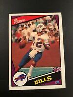 1984 Topps #24 JOE FERGUSON Buffalo Bills NM-MINT  - GREAT CARD LOOK