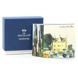 The Macallan Anecdotes of Ages - NOTELETS PETER BLAKE