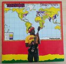 PABLO MOSES - TENSION (VINYL 33 T ORIGINAL 1984 FRANCE)