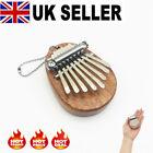 8 Keys Mini Kalimba Thumb Piano Great Sound Finger Keyboard Musical  Instrument