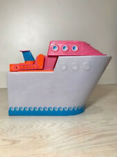 ~ Polly Pocket Branché navire de croisière, charges de morceaux, poupées et vêtements ~