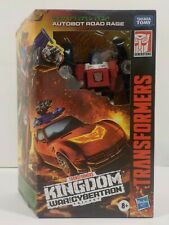 Y Transformers Kingdom War For Cybertron Deluxe Road Rage Target Exclusive