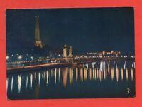 Paris - La Seine Zur Brücke Alexandre III - der Eiffelturm (J8876)
