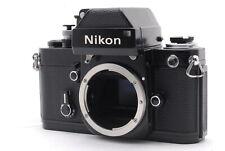 Casi Mint Nikon F2 Photomic Negro SLR 35mm Película Cámara De Japón