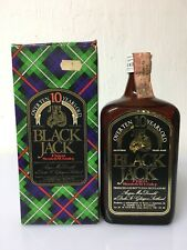 Black Jack Angus Mac Donald Over 10yo Scotch Whisky 75cl 40% Vol Vintage A/1