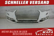 Audi A6 4G C7 Facelift Bj. ab 2014 Stoßstange Vorne PDC SRA Orig. Versand weiß