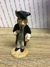 "Lovely Royal Doulton Bunnykins - ""School Master Bunnykins"" DB60 1987"