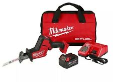 NEW Milwaukee M18 FUEL 18-Volt Lithium-Ion Brushless Cordless HACKZALL Saw Kit
