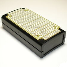 Plastic Project Box Enclosure Case & Prototype PCB Circuit Board Stripboard Kit